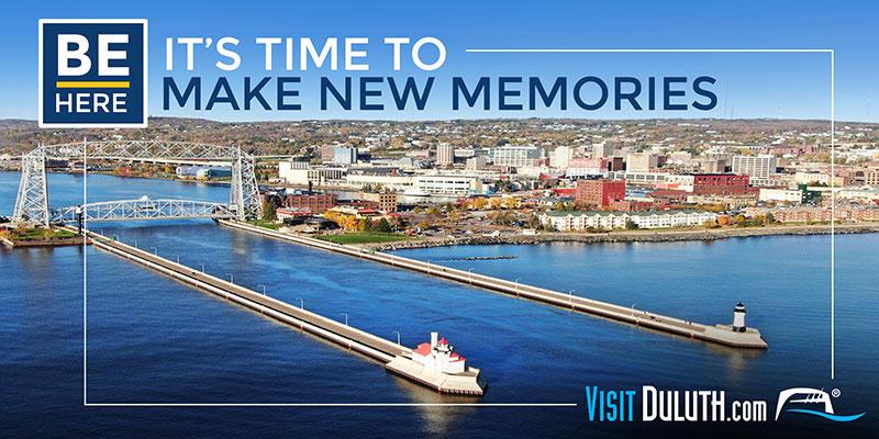 Duluth Harbor Billboard