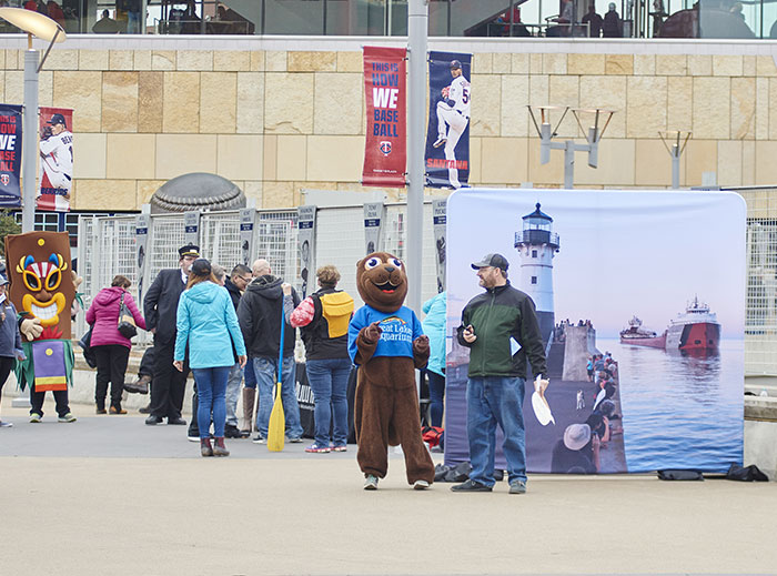 Visit Duluth- Live Event at the MN Twins