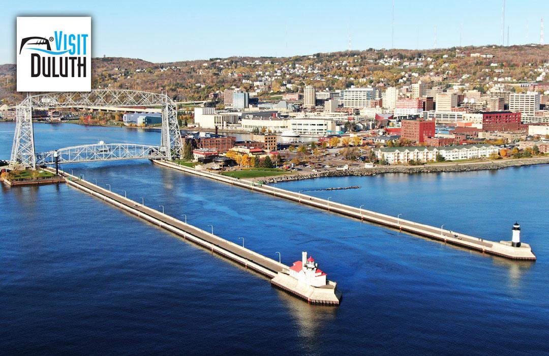 Visit Duluth Presentation Development