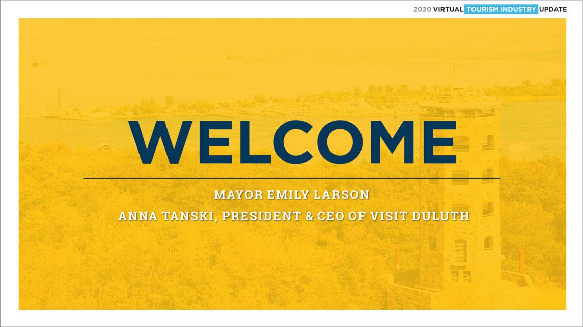 Tourism Update - screen 2