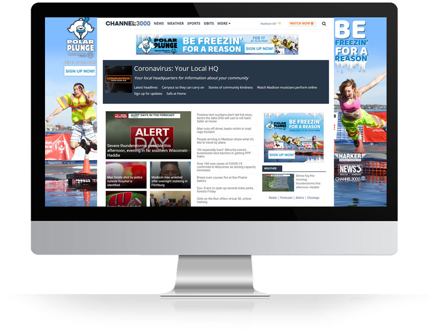 WISC: Digital ads