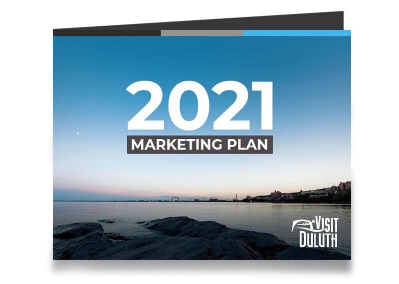 Visit Duluth 2021 Marketing Plan