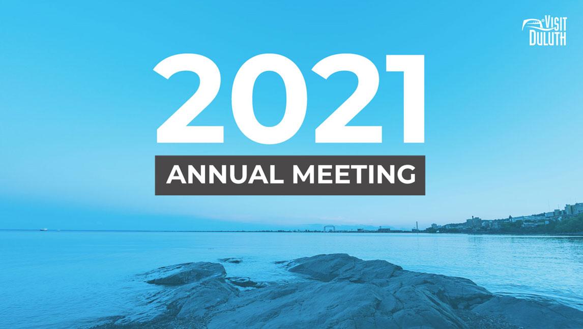 2021 Annual Meeting Presentation: Start Slide